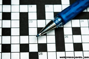 crossword-puzzle-and-pen